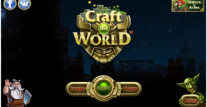 Игра Craft the World