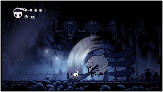 босс Hollow Knight