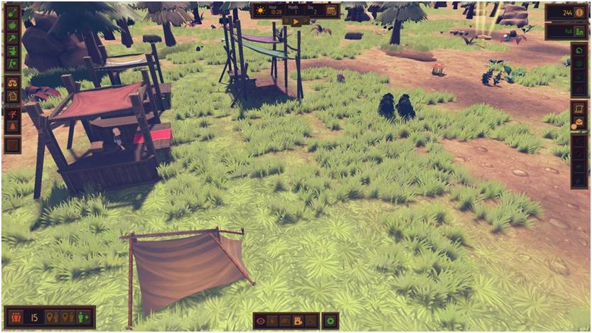 Начало игры и геймплей Community Inc - 3