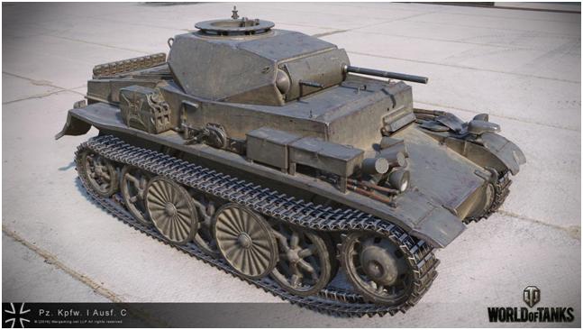 Pz.Kpfw. I Ausf. C
