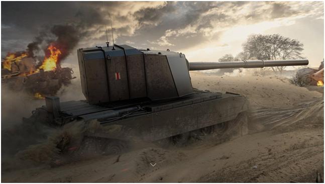 У какого танка в WoT самый маленький боекомплект